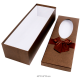 Rose Gift Box With Clear PVC Window