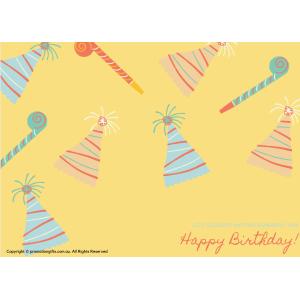 Happy Birthday Cards 10cm*15cm
