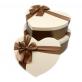 Quality Cardboard Heart-Shaped Gift Box Set 3