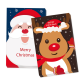 Christmas Gift Cards 10cm*15cm