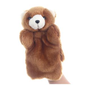 Cute Teddy Bear Hand Puppet