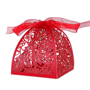 Gift Packaging For Chocolate & Candy Laser Paper Design