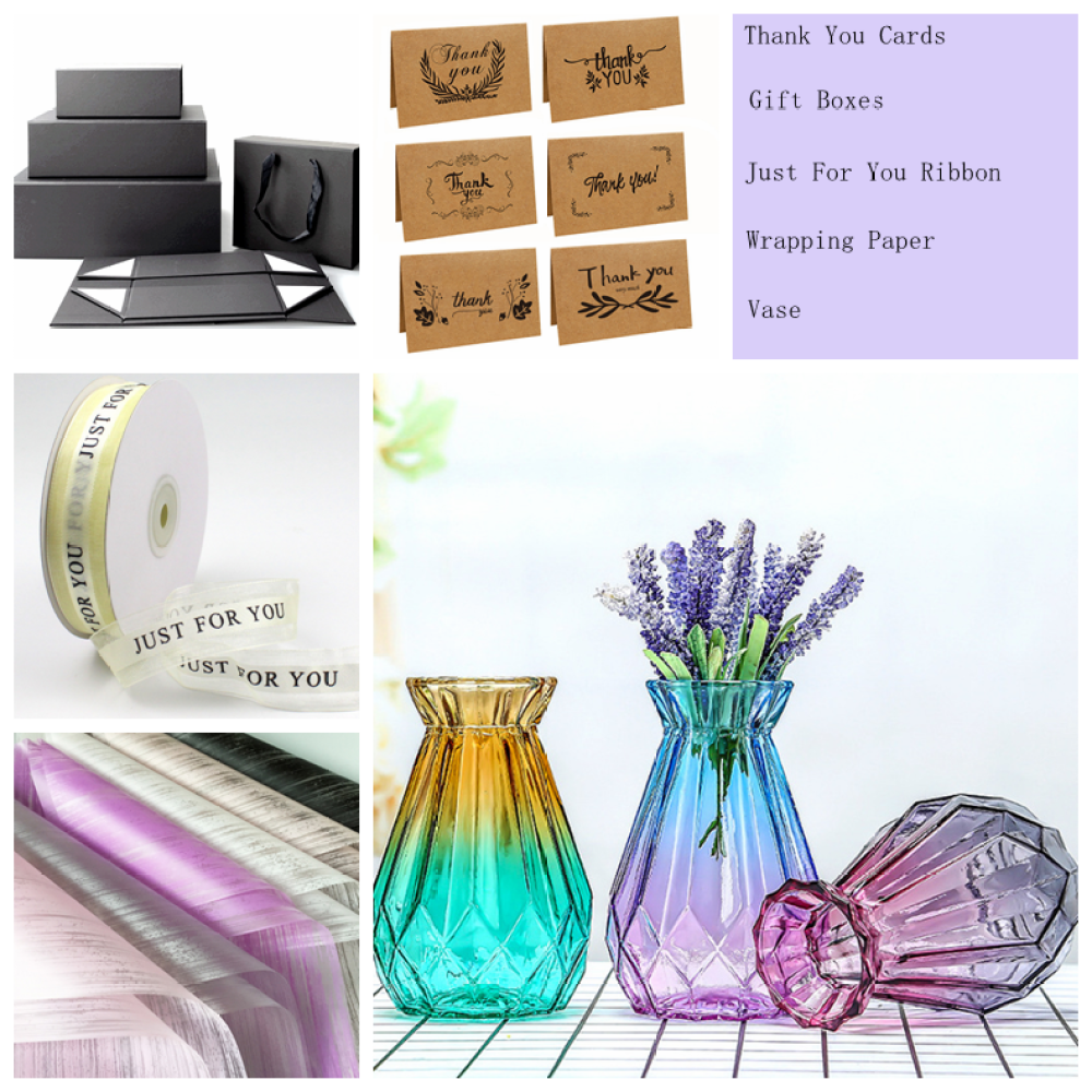 Mixed Items For Hamper And Floral Business