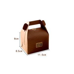 Food Grade Gift Box With Hanger