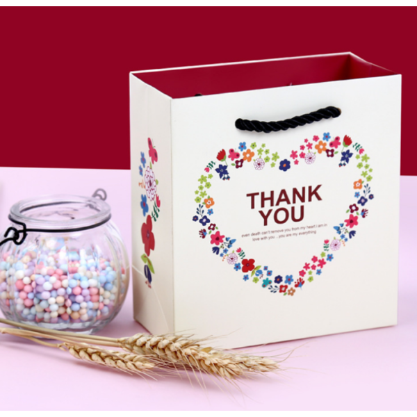 Carry Gift Bag For Thank You