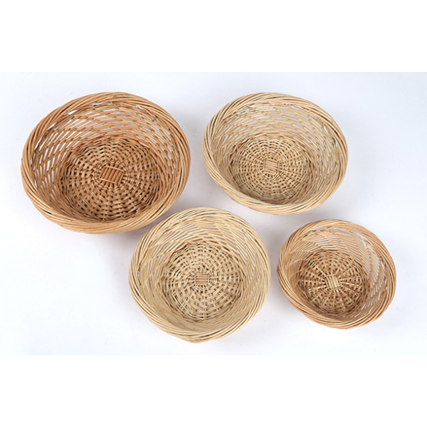Round Gift Basket Pack 3
