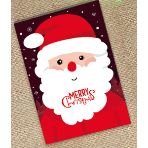 Christmas Gift Cards 10cm*15cm