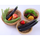 Oval Shape Baskets In Three Sizes