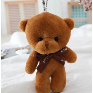 Mini Teddy Bear Key Chain Toys