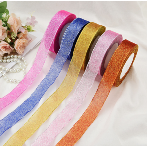 Colorful Metallic Ribbon 220 Meters