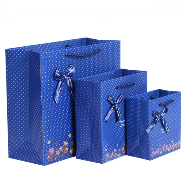 Paper Shopping Bags With Handles Especially For You