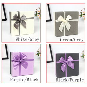 Square Gift Box Multi-Colors Set 3
