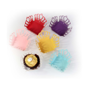 Chocolate Packaging Laser Cutter Ferrero & Candy Treat Holder