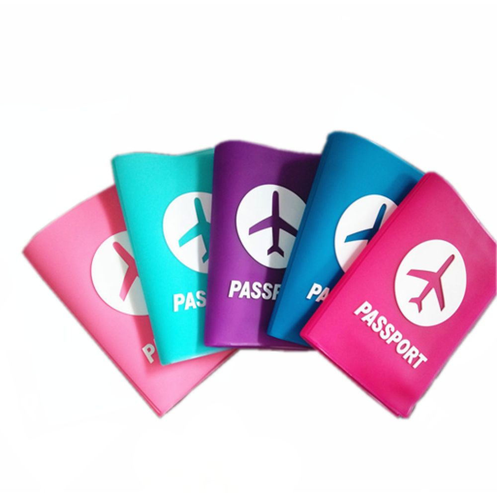 Promotional Product For Traveling Companies Passport Cover Travel Wallet