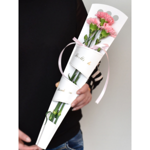 Carnation Flower Packaging