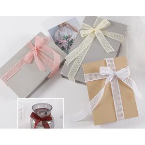 Lace Ribbon Floral Supplies Gift Decorative Ribbon 20 Yards