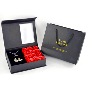 Magnetic Gift Box For Roses