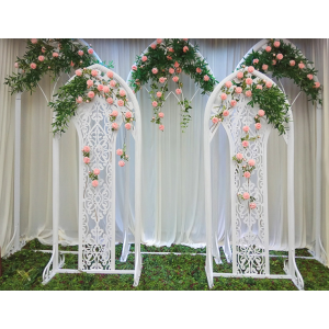 Wedding Metal Screen For Wedding Backdrop And Decoration For Hire