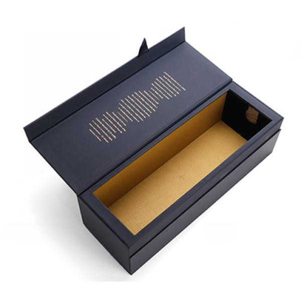 Black Wine Box