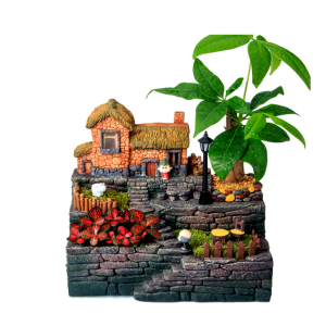 Resin Plant Pot Only