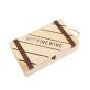 Portable Double Bottle Gift Wine Box