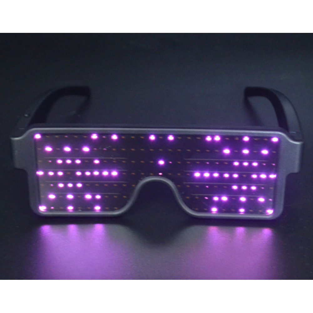 LED Glasses Party Wear Glasses With Different Designs And Colors