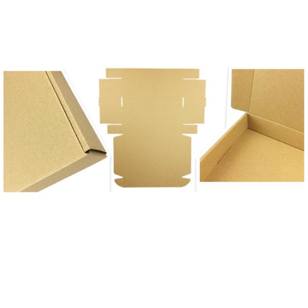 Wholesale Mailing Boxes Different Sizes & Colors