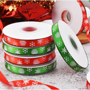 Christmas Ribbon 25 Yards Gift Decoration