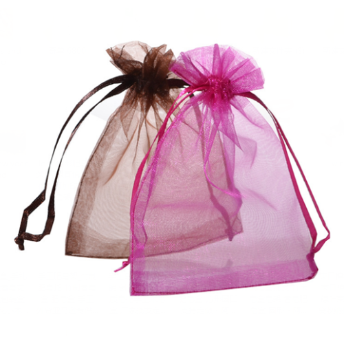 Organza Bags Gift Packing Multiple Colors For Options
