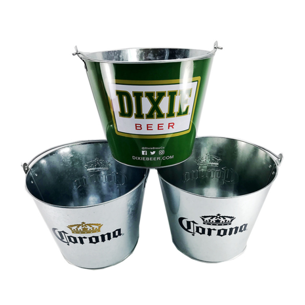 Tin Bucket 5L Corona Beer Bucket