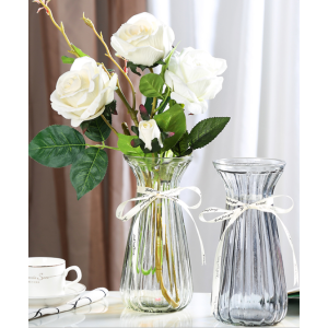 Clear Glass Vase For Flower Gift