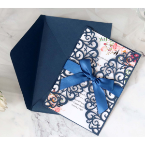 Laser Cut Gift Cards Suitable To Any Occasion