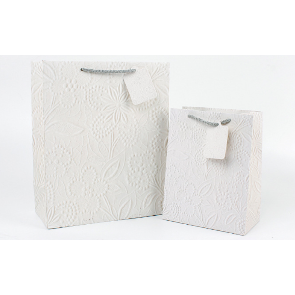 Carry Bags Wholesale With Embossed Designs