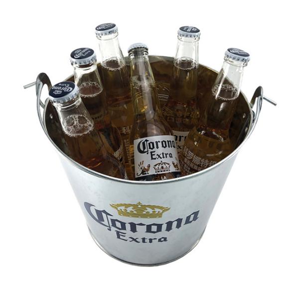 Tin Bucket 5L Corona Beer Bucket