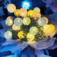 LED light Bouquet Decoration 11 Lights