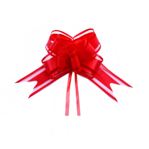 Pull Ribbon Bows In 14 Colors Width 13 CM