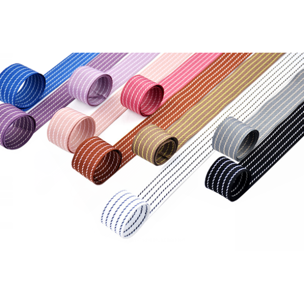 Stitch Polyester Ribbon 25 Meters