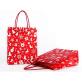 Gift Bag Christmas Tree Red Pack 100