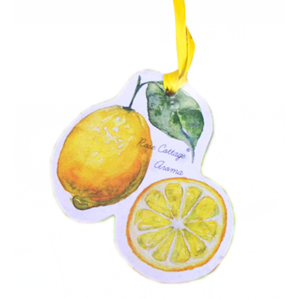 Fruit Car Freshner With Fruit Fragrance