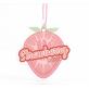 Strawberry Car Freshener Customized Logo