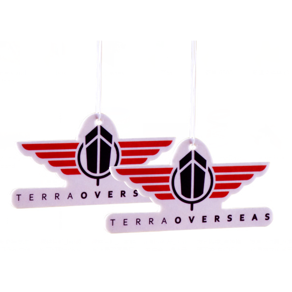 Car Freshener Customized Logo