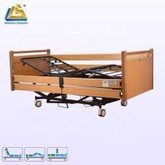 Elderly nursing bed 3 functions