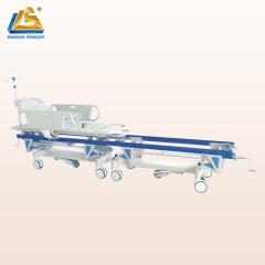 Stretcher connection cart