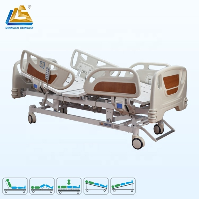 Deluxe VIP room five function electric medical bed