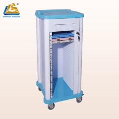 Single Column Patient File Trolley