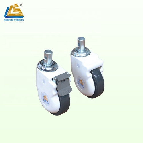 Hospital Spare Parts 5 Inches Medical Catsers Universal Castors