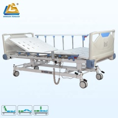 Three Functions Motorized ICU Hospital Bed ICU VIP Hospital Bed