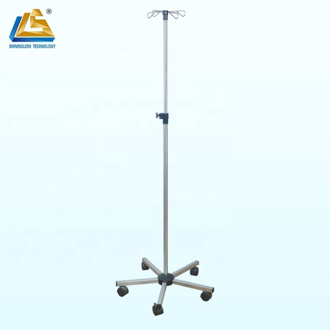 Mobile Drip Stand Medical Drip Stand for Hospital