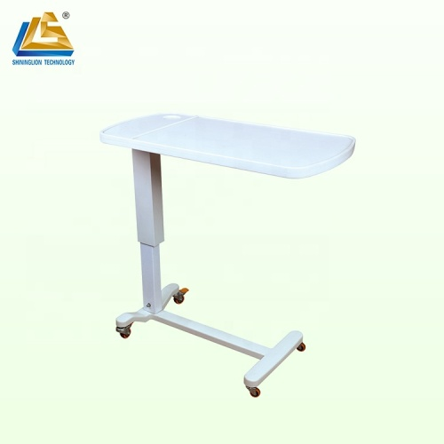 Dexlue ABS table movable table used in hospital