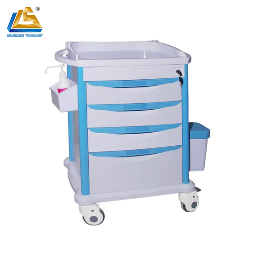 Hot Sale Medical Trolley Medicine Dispensing Trolley